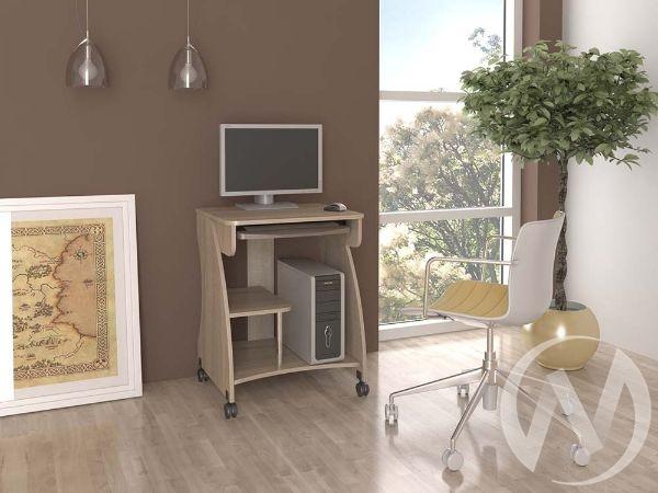 Компьютерный стол КС 600 (дуб сонома)