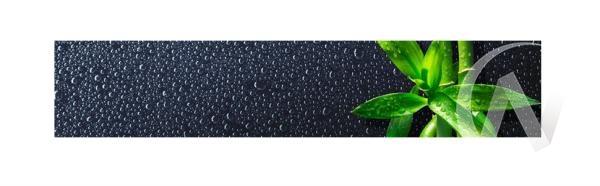 Панель декоративная АВС пластик 600*3000 Цветы (123454) фф231