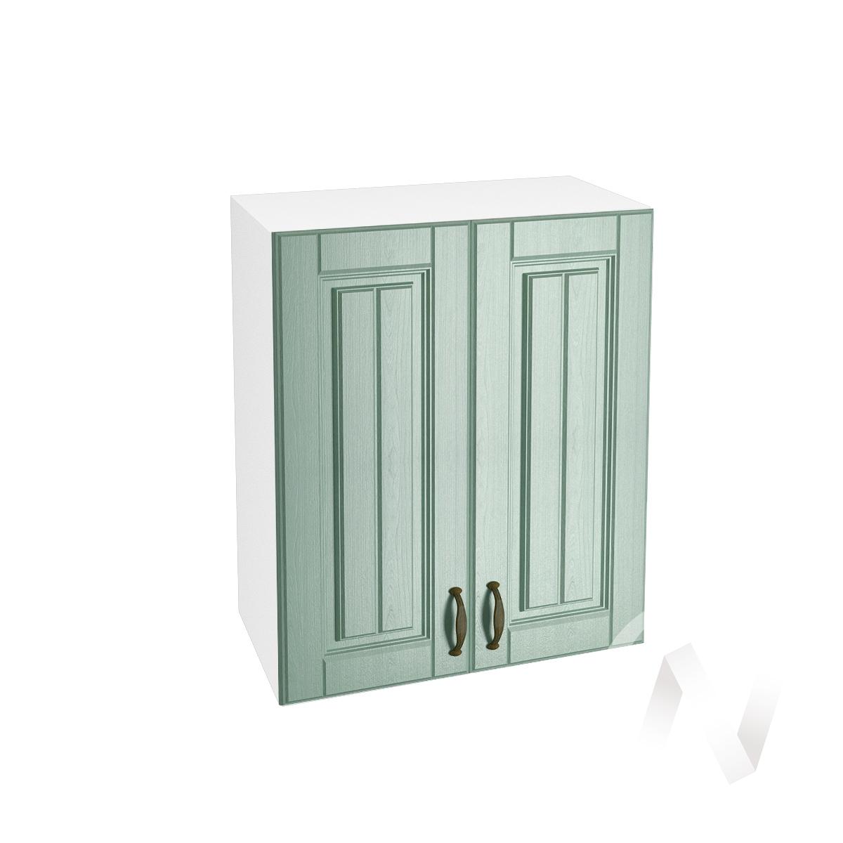 """Кухня """"Прованс"""": Шкаф верхний 600, ШВ 600 (корпус белый)"""