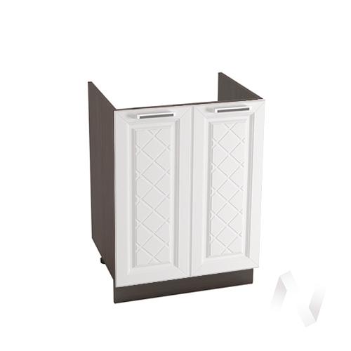 "Кухня ""Вена"": Шкаф нижний под мойку 600, ШНМ 600 (корпус венге)"