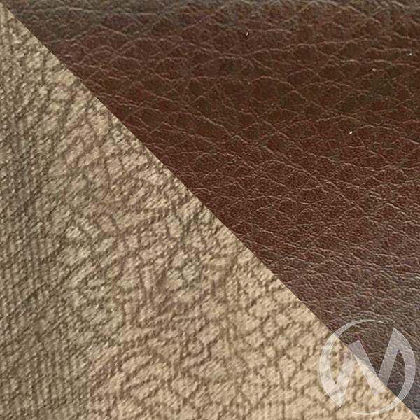 Диван Амстердам угловой 2 кат (Selena kom №5/Selena №5/Antey коричневый)  в Томске — интернет магазин МИРА-мебель