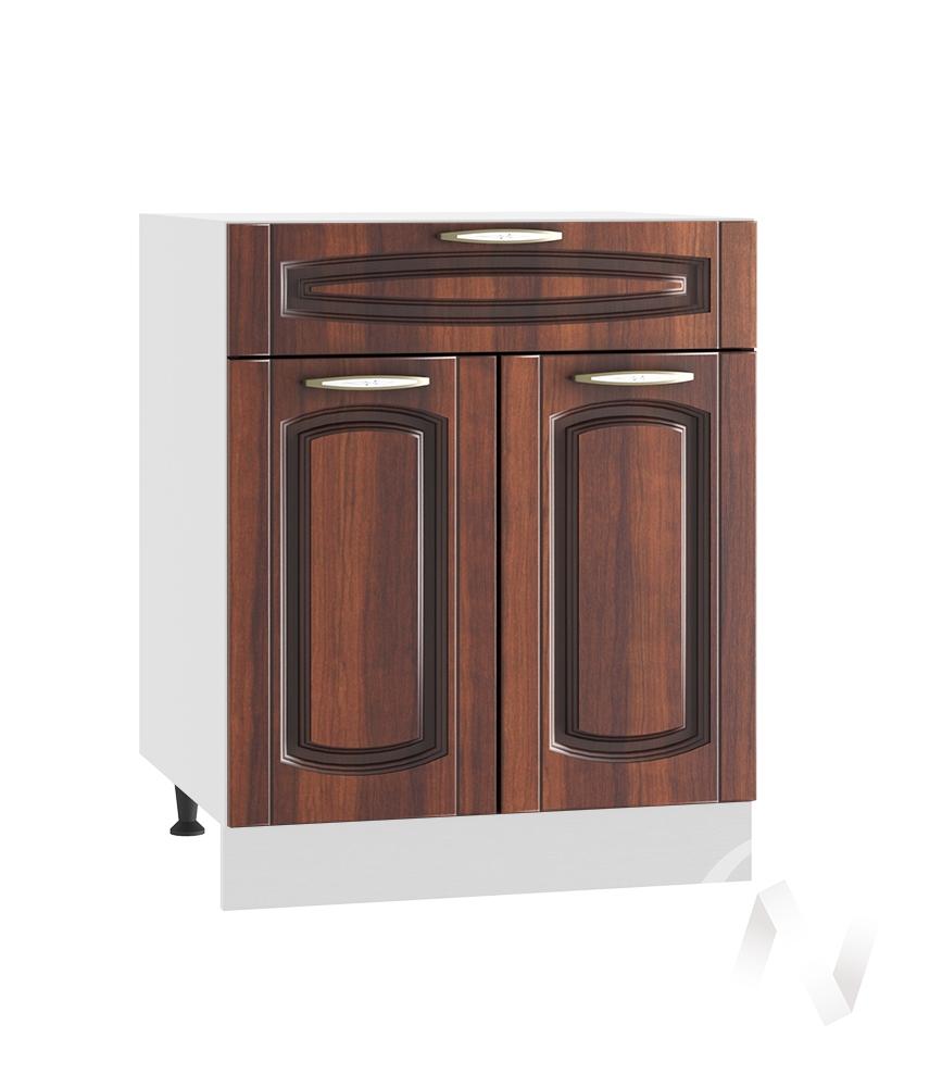 """Кухня """"Неаполь"""": Шкаф нижний с ящиком 600, ШН1Я 600 М (Италия/корпус белый)"""