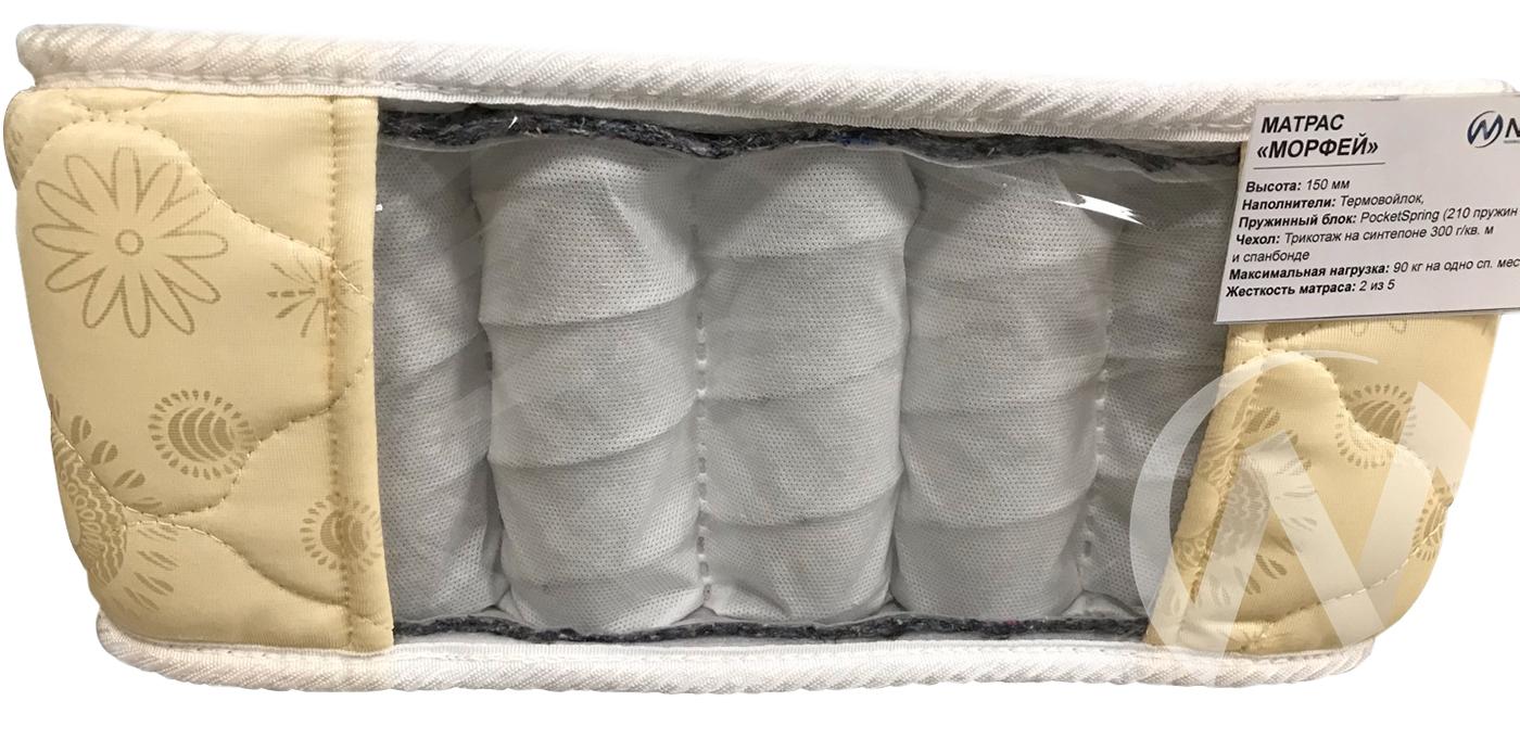 Матрас (1600х2000) Морфей жаккард  в Томске — интернет-магазин МИРА-мебель