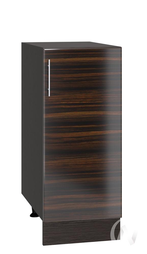 "Кухня ""Норден"": Шкаф нижний 300, ШН 300 (эбен/корпус венге)"