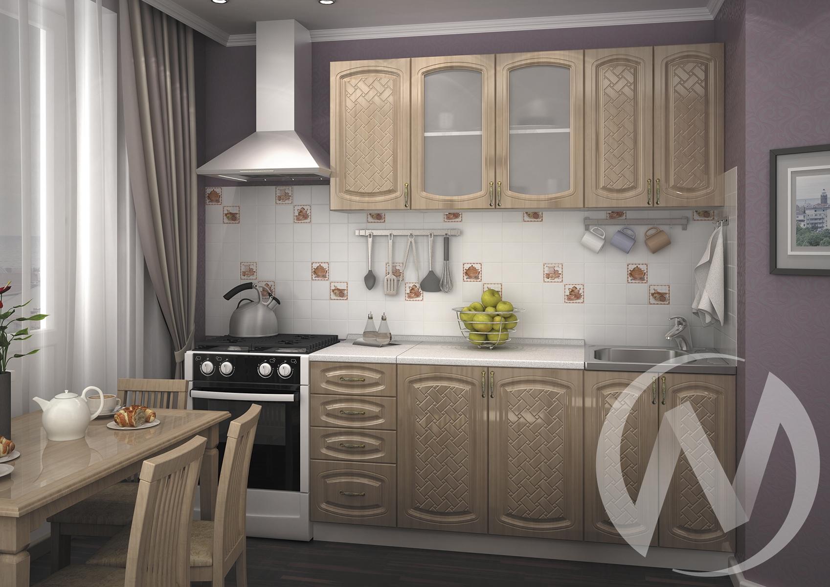 """Кухня """"Сити"""" (корпус белый)"""