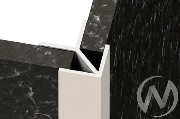 Планка для мебельных щитов угловая 4мм 1070  в Томске — интернет магазин МИРА-мебель