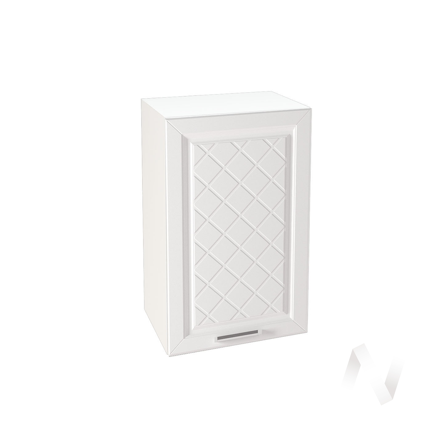 "Кухня ""Вена"": Шкаф верхний 450, ШВ 450 (корпус белый)"