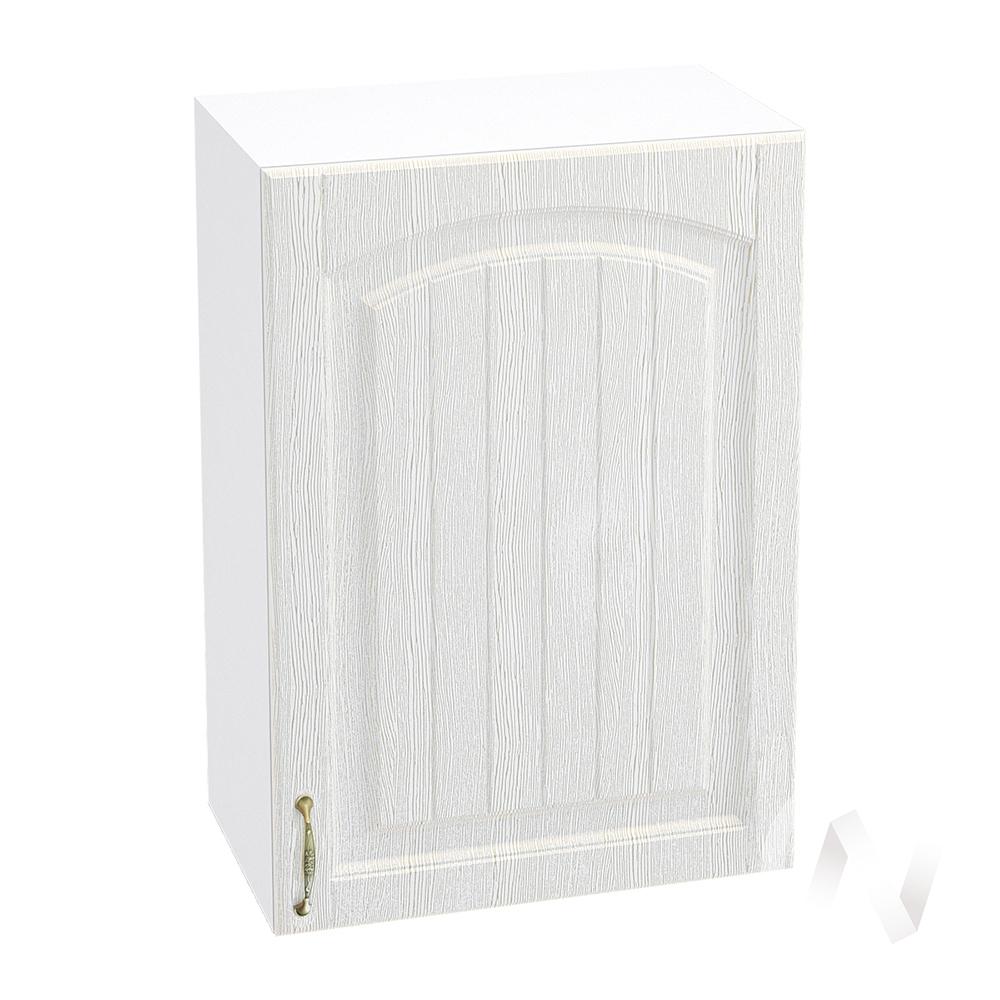 """Кухня """"Верона"""": Шкаф верхний 500 правый, ШВ 500 (ясень золотистый/корпус белый)"""