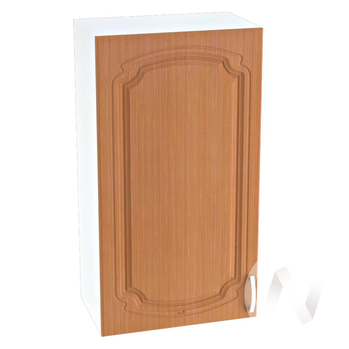 """Кухня """"Настя"""": Шкаф верхний 509, ШВ 509 (Орех миланский/корпус белый)"""