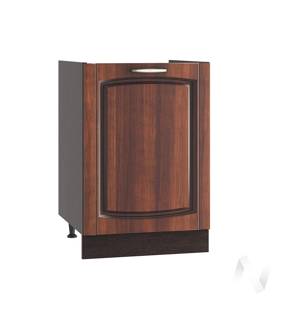 """Кухня """"Неаполь"""": Шкаф нижний под мойку 500, ШНМ 500 (Италия/корпус венге)"""