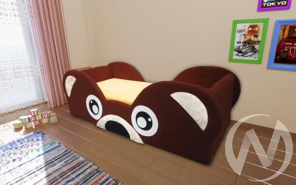 Потапыч диван детский