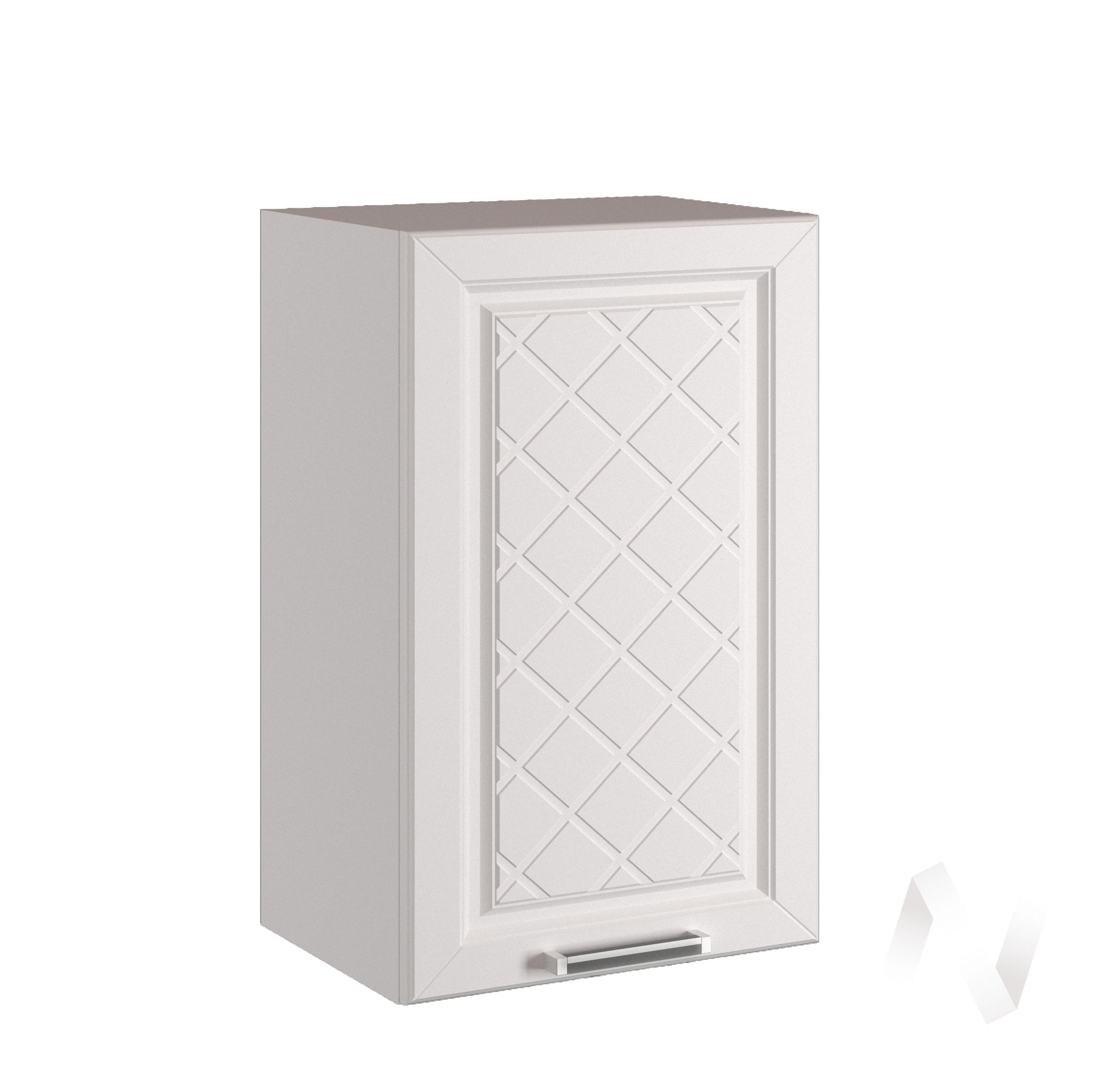 "Кухня ""Вена"": Шкаф верхний 500, ШВ 500 (корпус белый)"