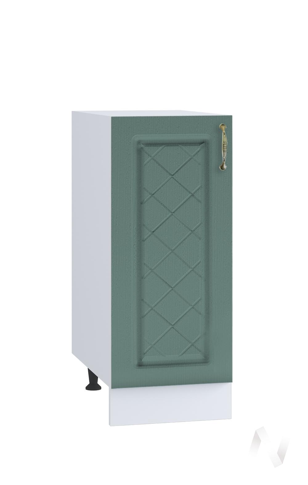 "Кухня ""Селена"": Шкаф нижний 300, ШН 300 (Дуб бирюзовый/корпус белый)"