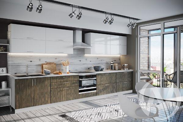 Кухни и комплектующие