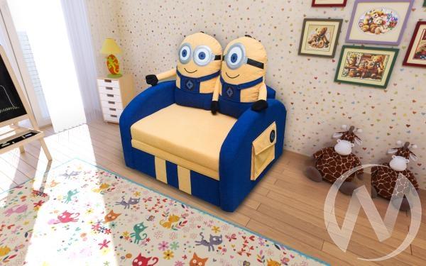 Малыши диван детский