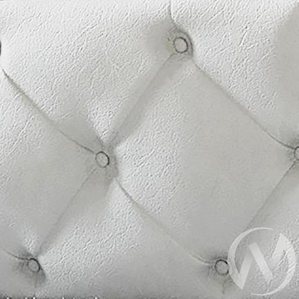 Кровать Мишель1,4 пуговицы с подъемным механизмом (белый)  в Томске — интернет магазин МИРА-мебель