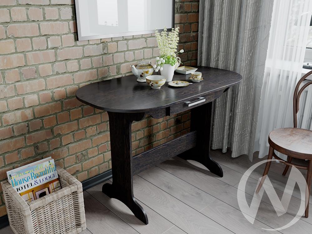 Стол обеденный Палермо (венге) в Новосибирске в интернет-магазине мебели kuhnya54.ru