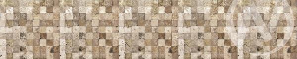 Панель декоративная ХДФ 610*2440*3 Мозаика (2)