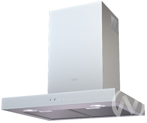 Вытяжка Rut 600 inox 3P-S
