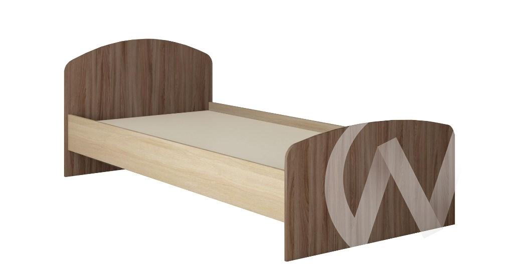 Кровать Детская Орион (ясень шимо/дуб сонома)
