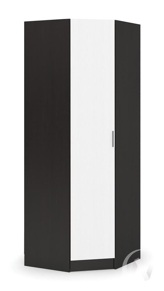 Шкаф угловой ШУ 601М Спальня Гармония (венге/анкор)
