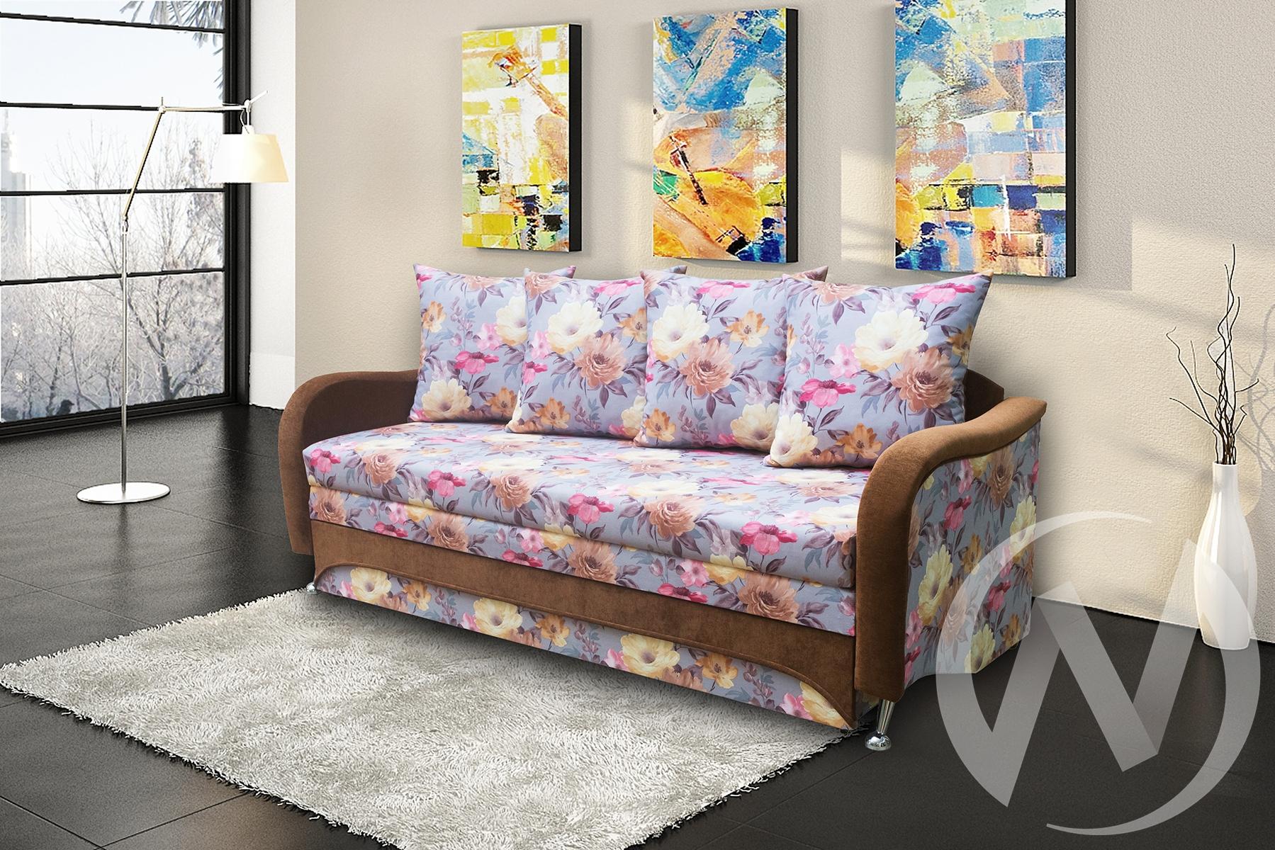 Диван прямой Соната кат. 2  в Томске — интернет магазин МИРА-мебель
