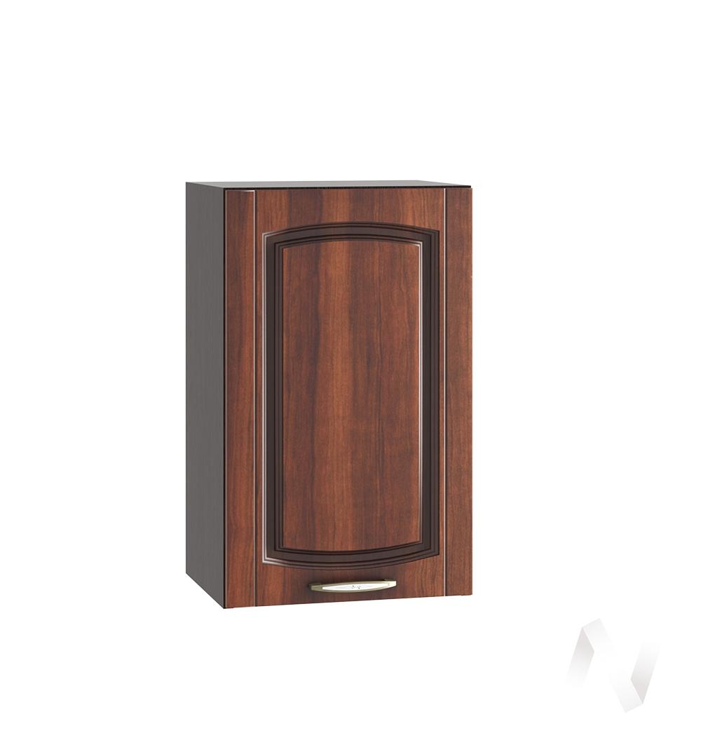 """Кухня """"Неаполь"""": Шкаф верхний 400, ШВ 400 (Италия/корпус венге)"""