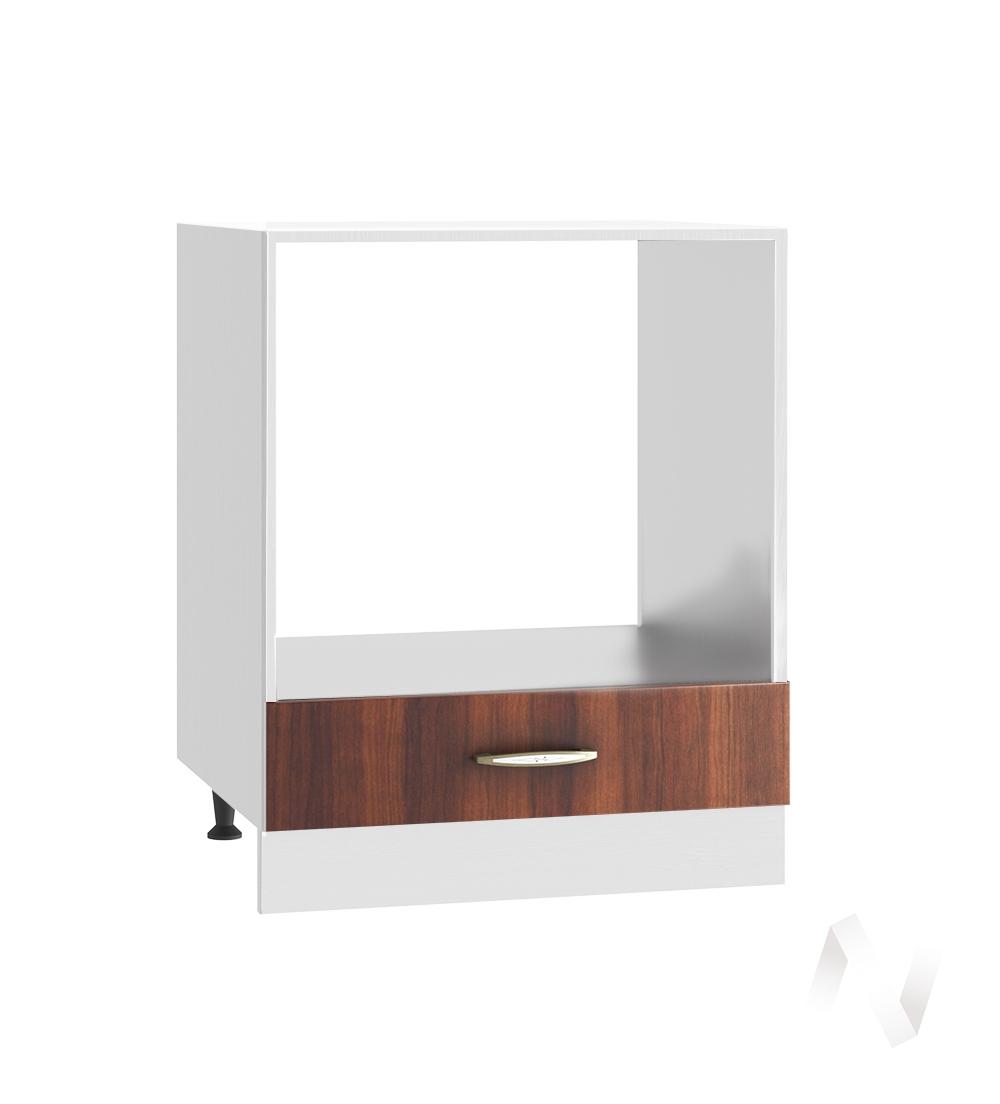 """Кухня """"Неаполь"""": Шкаф нижний под духовку 600, ШНД 600 (Италия/корпус белый)"""