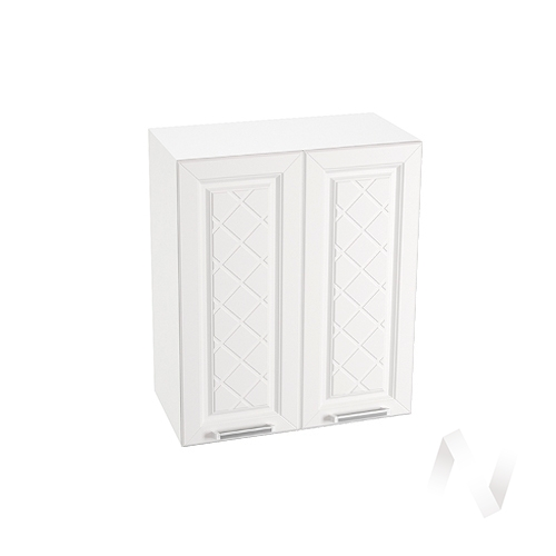 "Кухня ""Вена"": Шкаф верхний 600, ШВ 600 (корпус белый)"