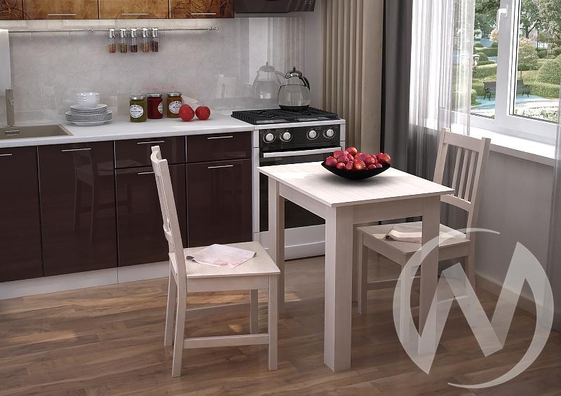 Стол кухонный (дуб белфорт)  в Томске — интернет магазин МИРА-мебель