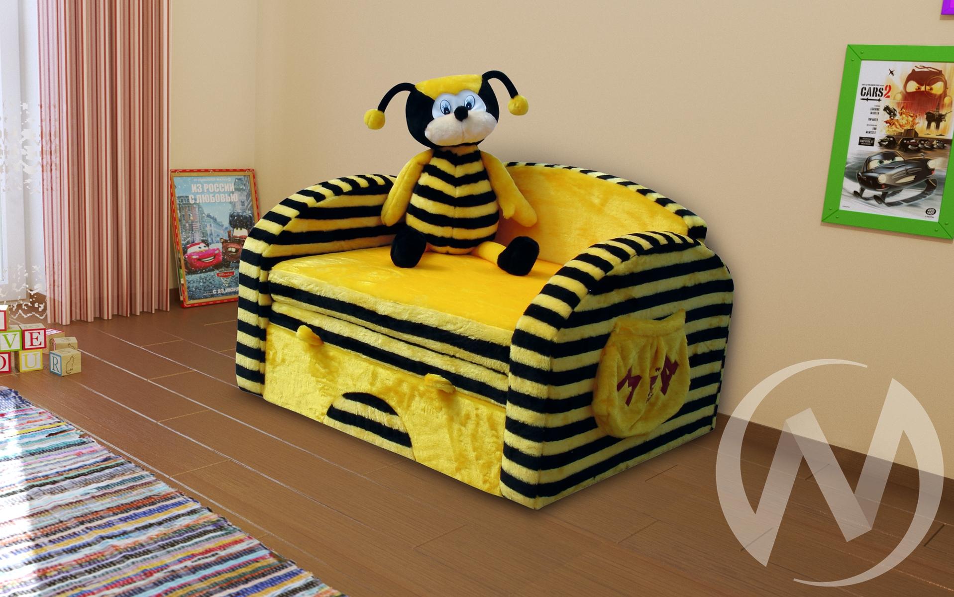 Жужа диван детский  в Томске — интернет магазин МИРА-мебель